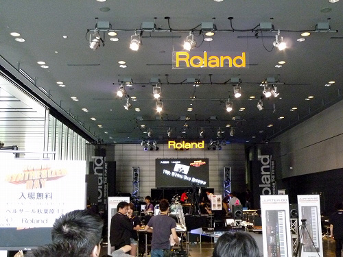 Roland SYNTHESIZER DAY