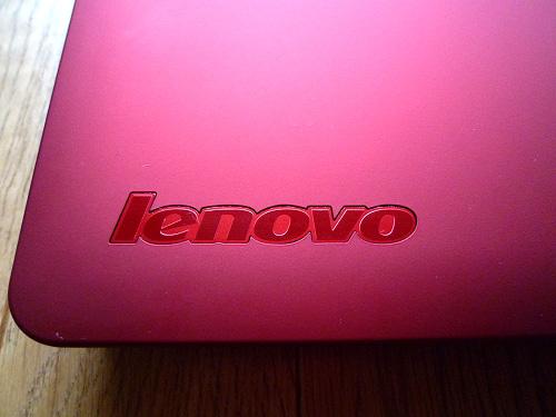 E420 Lenovoロゴ