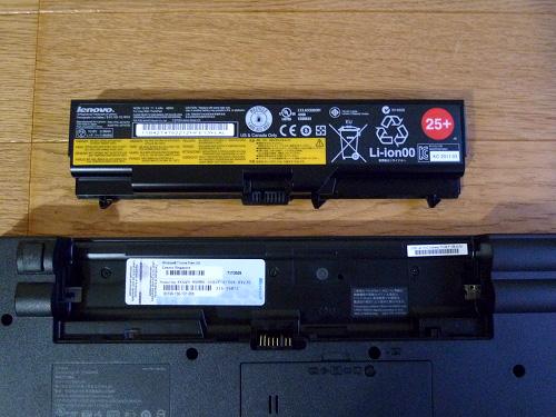 E420のバッテリー