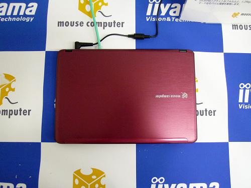 LuvBook Lシリーズ レッド