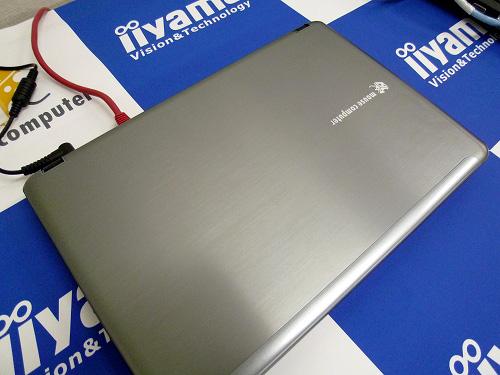 LuvBook Lシリーズ シルバー