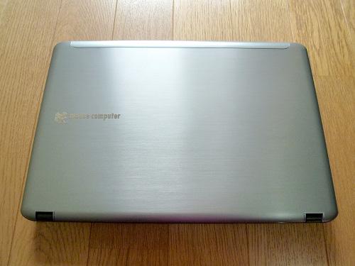 LuvBook Lの箱