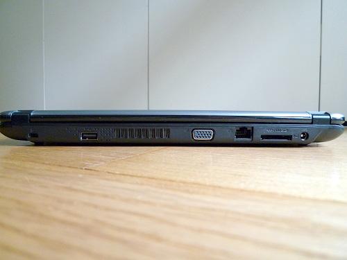 LuvBook L 背面