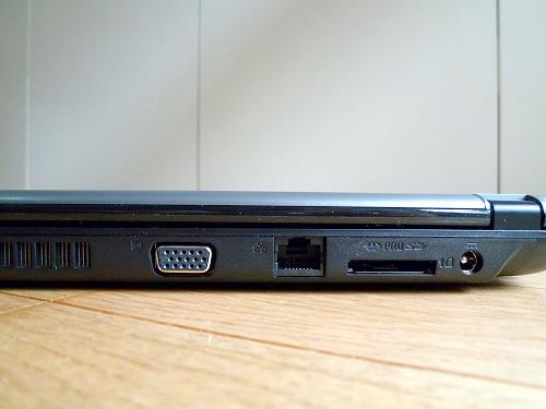 LuvBook L 背面右
