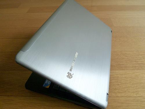 LuvBook L天板