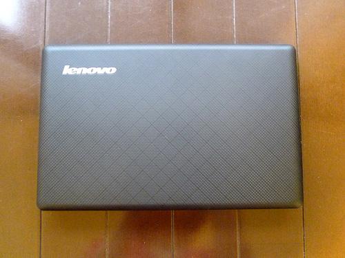 IdeaPad S100 天板