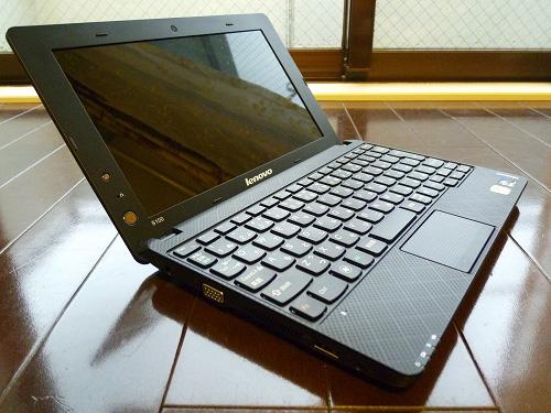 IdeaPad S100 全体