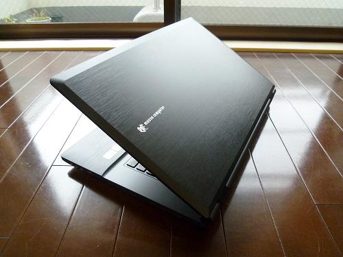 LuvBook D 天板写真