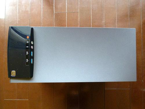 h8-1080jp 筐体上部