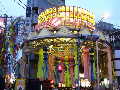 阿佐ヶ谷 七夕祭