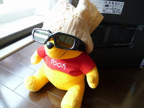 3D Visionグラスの使用法