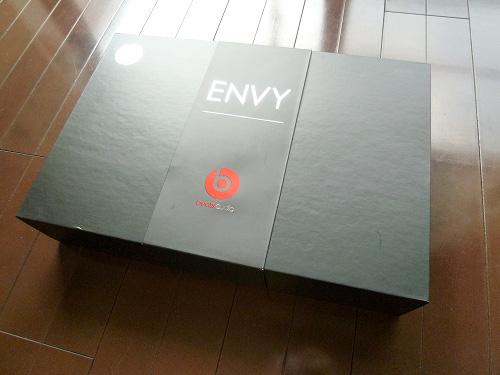 ENVY17の箱