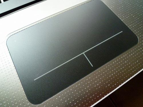 ENVY17-2100 の タッチパッド