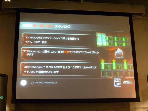 AMDターボコアテクノロジ