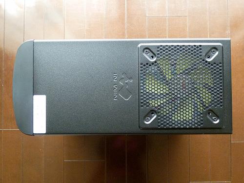 NEXTGEAR-MICRO im500 筐体上部