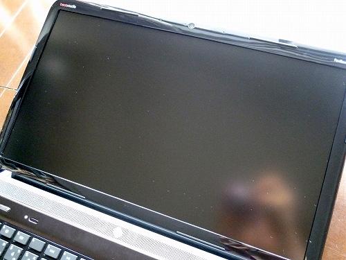 dv6-6100の液晶画面