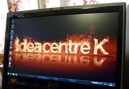 IdeaCentre Kシリーズのデスクトップ