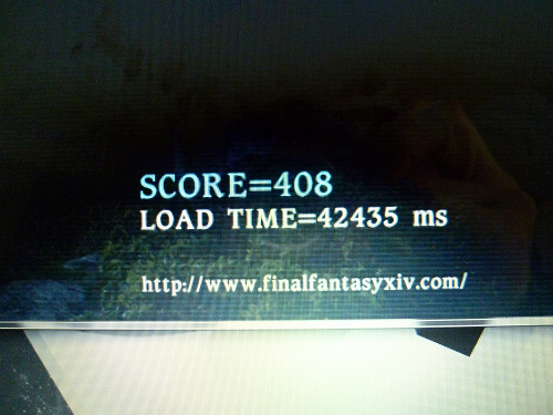 g6-1100 FINAL FANTASY XIV(HIGH)