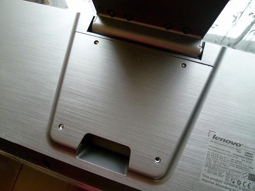 L2363d背面のパネル