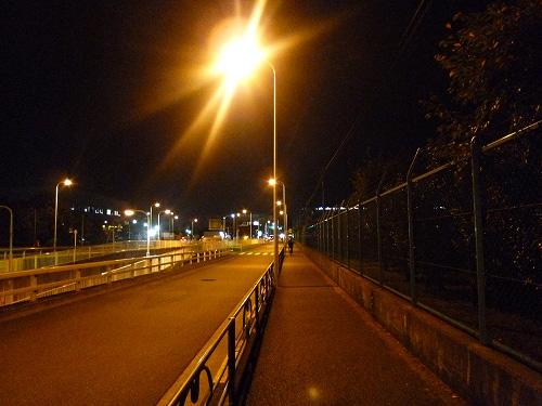 昭島工場への道程