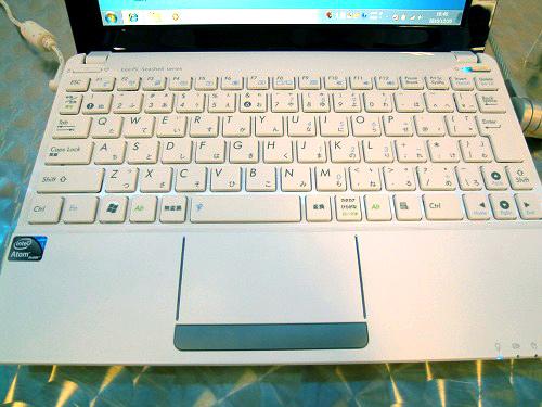 Eee PC 1015PEM キーボード