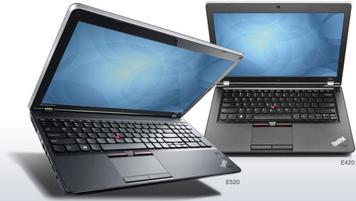 Thinkpad Edge E420とE520