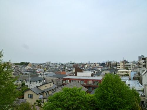 荻窪の風景
