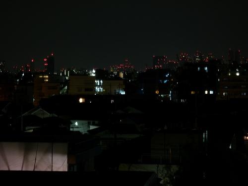 荻窪の夜景
