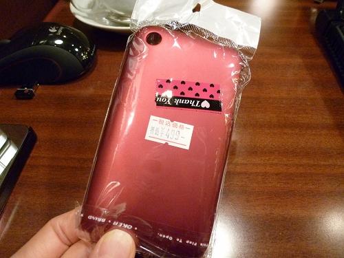 iPhone 3Gのケース