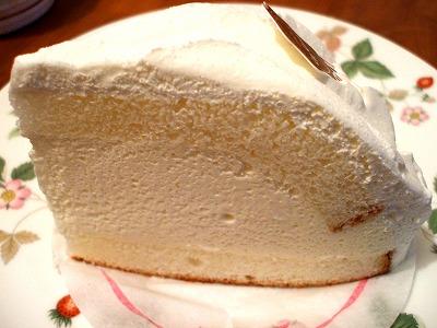 4種のチーズを使ったケーキ