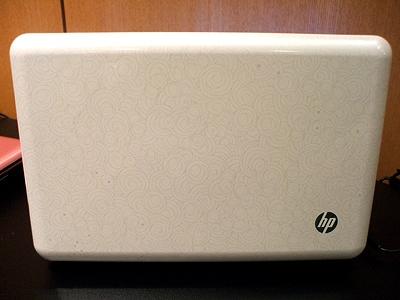 HP Mini 110冬モデル「canna」「uzu」の写真