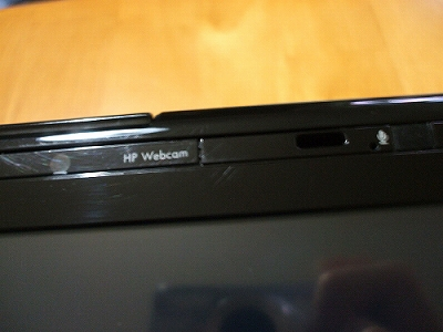 HP TouchSmart tx2冬モデルの写真