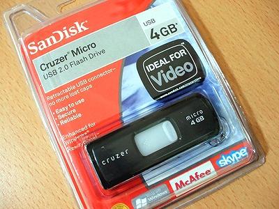 CruzerMicro 4GB