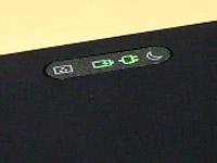 キャリブレーション専用LED